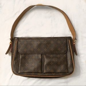 Authentic Louis Vuitton monogram viva cite bag